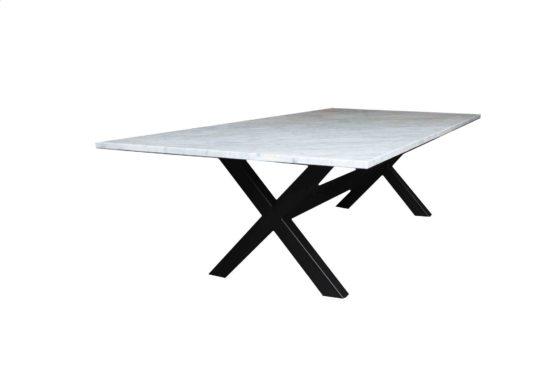 Exclusieve tafel van marmer