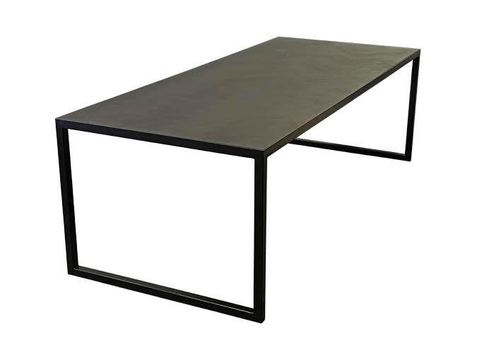 Stalen onderstel tafel laten maken stalen tafel onderstel model