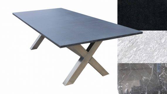 Natuurstenen tafels