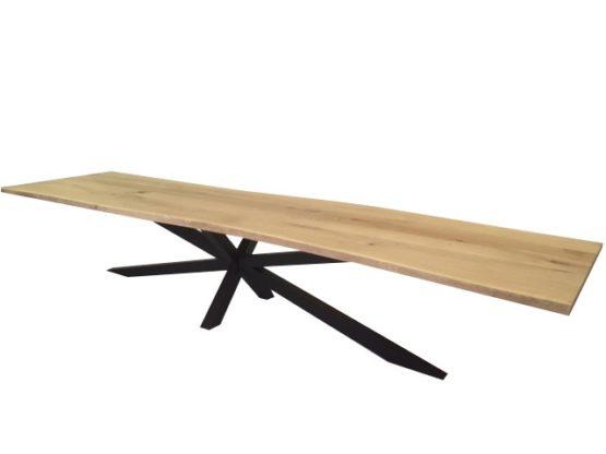 Eiken tafel Triple X