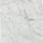 wit marmeren tafel