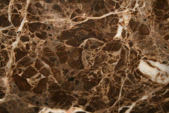 Marmer Emperador Dark tafel (Bruin marmeren tafel)