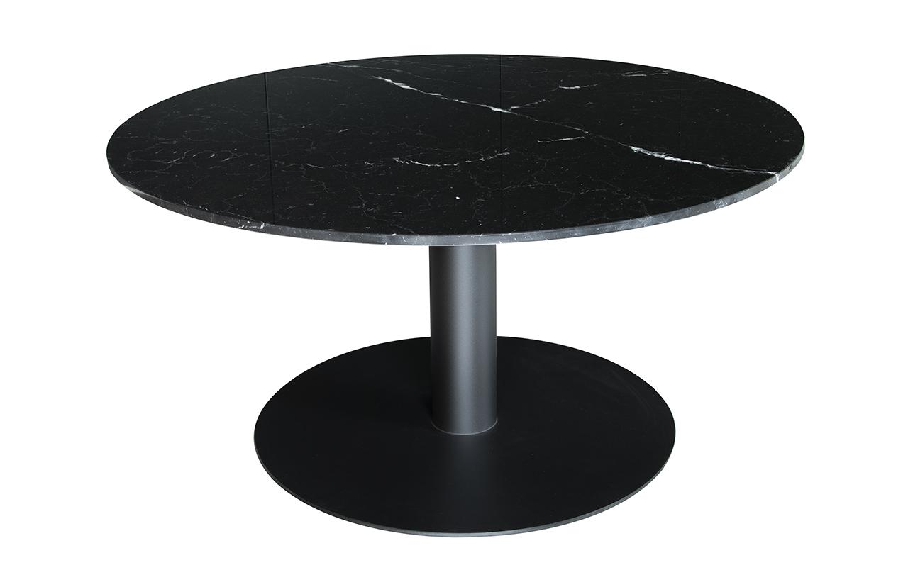 Nero-Marquina tafel Rondo