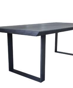 Exclusieve Movingui boomstam tafel