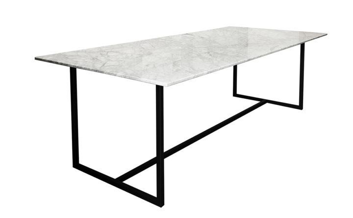 Carrara Bianco marmeren tafel Livorno